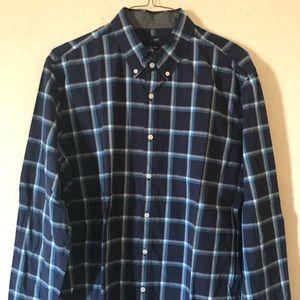 J.Crew Button Down Shirt Size XL